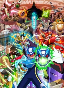 Mega Man Star Force Tribe
