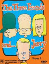 The Three Friends... And Jerry: Season 1