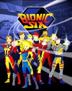 Bionic Six: Season 2